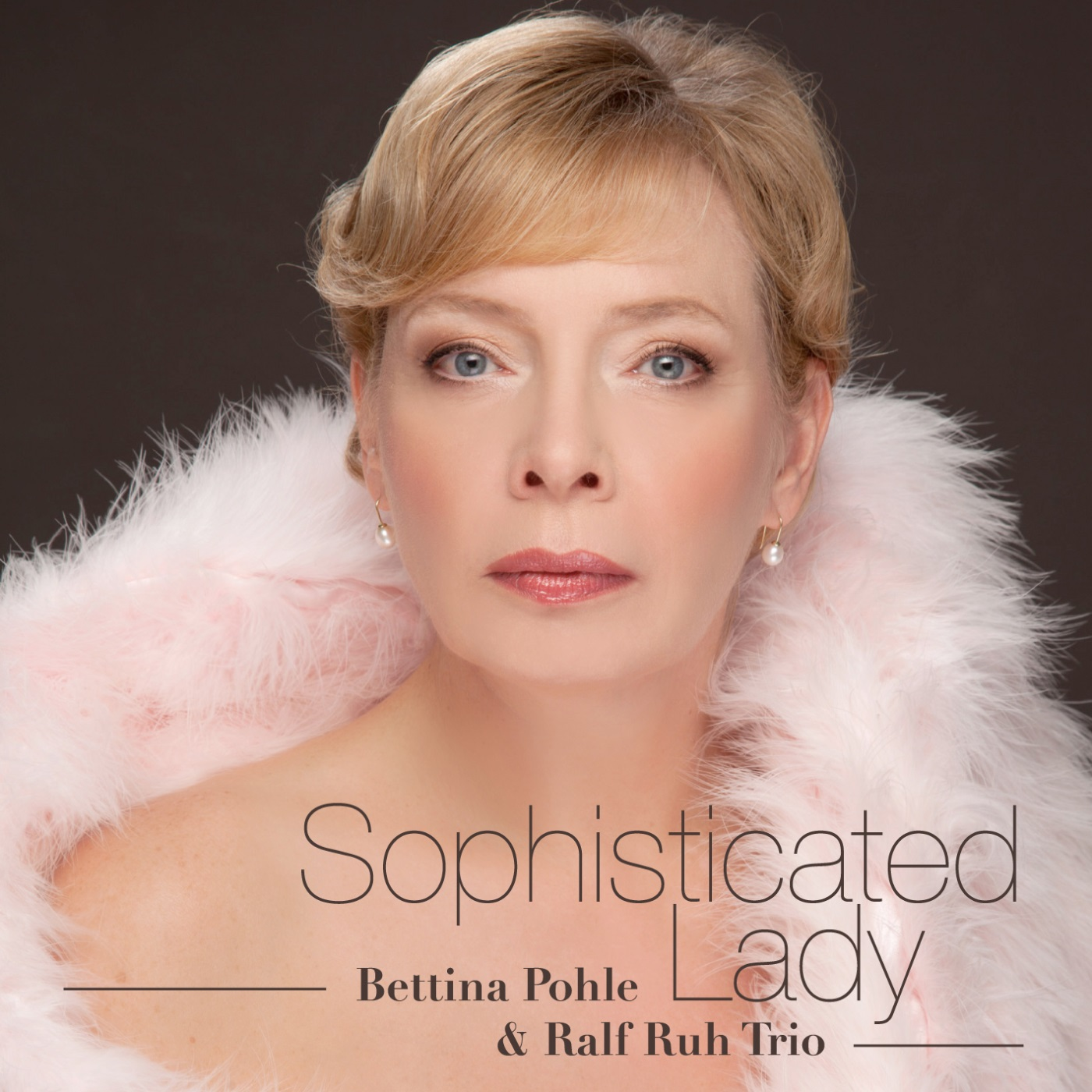 SOPHISTICATED LADY, Bettina Pohle & Ralf Ruh Trio